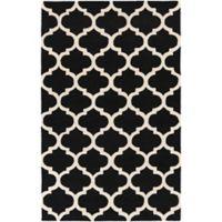 Artistic Weavers Pollack Stella 6-Foot x 9-Foot Area Rug in Black/White