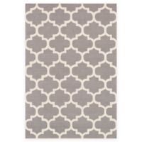 Artistic Weavers Pollack Stella 6-Foot x 9-Foot Area Rug in Grey/White