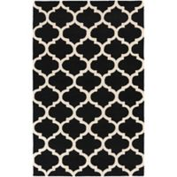 Artistic Weavers Pollack Stella 7-Foot 6-Inch x 9-Foot 6-Inch Area Rug in Black/White