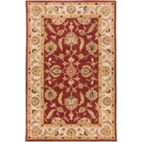 Artistic Weavers Oxford Isabelle 2-Foot x 3-Foot Rug in Red