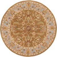 Artistic Weavers Oxford Isabelle 6-Foot Round Rug in Brown