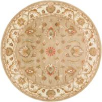 Artistic Weavers Oxford Isabelle 8-Foot Round Rug in Green