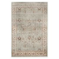 Safavieh Persian Garden Vintage Floral 5-Foot 1-Inch x 7-Foot 7-Inch Area Rug Ivory/Blue