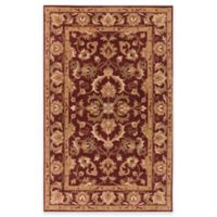 Artistic Weavers Oxford Aria 3-Foot x 5-Foot Area Rug in Red