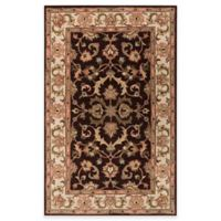 Artistic Weavers Oxford Aria 4-Foot x 6-Foot Area Rug in Brown