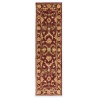Artistic Weavers Oxford Aria 2-Foot 3-Inch x 12-Foot Runner in Red