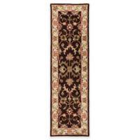 Artistic Weavers Oxford Aria 2-Foot 3-Inch x 14-Foot Runner in Brown