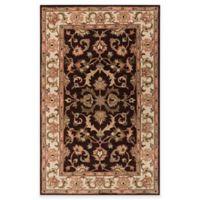 Artistic Weavers Oxford Aria 6-Foot x 9-Foot Area Rug in Brown