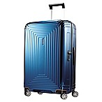 Samsonite® Neopulse 28-Inch Hardcase Spinner Suitcase in Metallic Blue