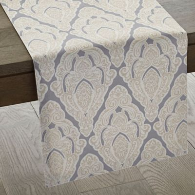 Elegant J. Queen New York Modena 72 Inch Table Runner