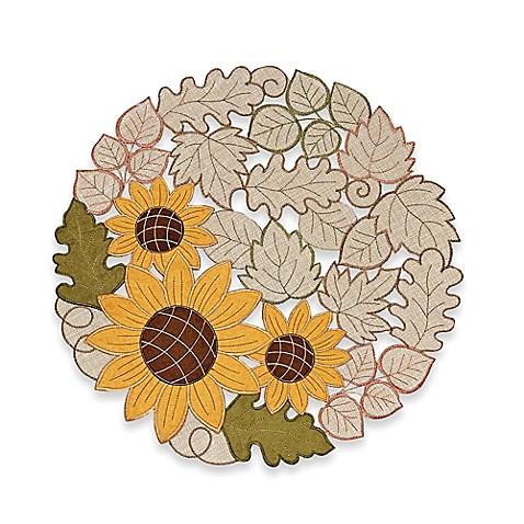 Faraday Sunflower Cutout Placemat Bed Bath Amp Beyond