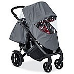 BRITAX B-Ready® Full Rain Cover for Double Frame Strollers