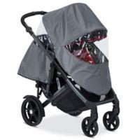 BRITAX B-Ready® Full Rain Cover for Double Frame Strollers