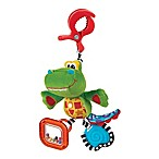 Playgro™ Dingly Dangly Snappy the Alligator Activity Toy