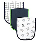 BabyVision® Luvable Friends® 3-Pack Dog Burp Cloth Set