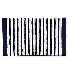 Kate Spade New York 21 Inch X 34 Inch Harbour Stripe Bath Rug In