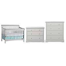 Elegant Child Craftu0026trade; Coventry Nursery Furniture Collection In Cool Grey