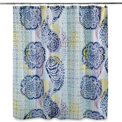 beautiful shower curtains. anthology™ willa shower curtain beautiful curtains l