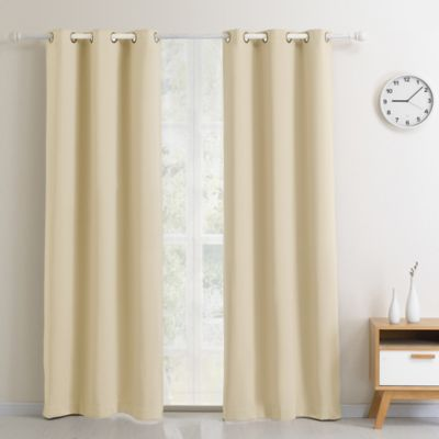 Buy Grommet Top Insulated Curtains from Bed Bath & Beyond