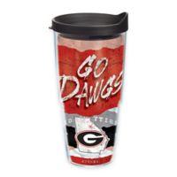 Tervis® University of Georgia Bulldogs 24 oz. Statement Wrap Tumbler with Lid