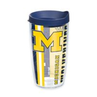 Tervis® University of Michigan Wolverines 16 oz. Pride Wrap with Lid