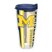 Tervis® University of Michigan Wolverines 24 oz. Pride Wrap with Lid