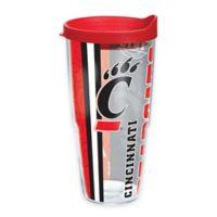 Tervis® University of Cincinnati Bearcats 24 oz. Pride Wrap with Lid