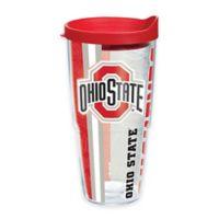 Tervis® Ohio State University Buckeyes 24 oz. Pride Wrap with Lid