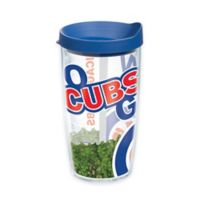 "Tervis® MLB Chicago Cubs ""Go Cubs Go"" 16 oz. Wrap Tumbler with Lid"
