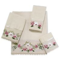 Avanti Victoria Hand Towel in Ivory