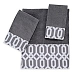 Avanti Fretwork Nickel Hand Towel