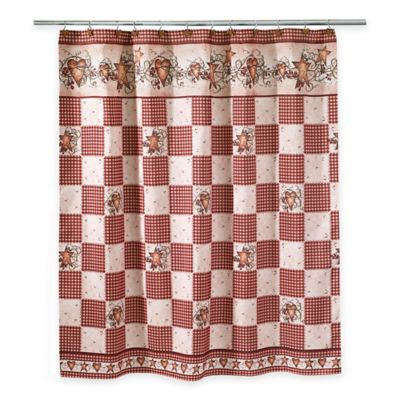 Buy Country Shower Curtain From Bed Bath Amp Beyond