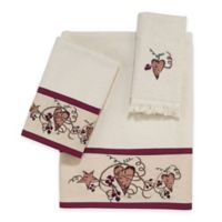 Avanti Hearts & Stars Bath Towel