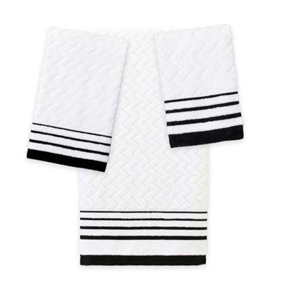 Modern Angles Bath Towel