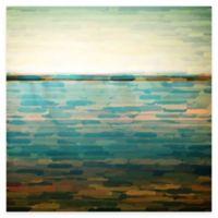 Parvez Taj Ormond Beach 40-Inch x 40-Inch Canvas Wall Art