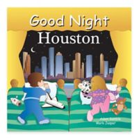 """Good Night Houston"" Board Book"