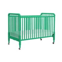 DaVinci Jenny Lind Crib with Toddler Bed Kit in Emerald