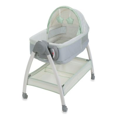 Baby Furniture GracoR Dream SuiteTM Bassinet In Mason