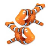 Clown Fish Boca Clips® (Set of 2)
