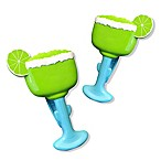 Margarita Glass Boca Clips® (Set of 2)