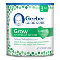Gerber® Good Start® Grow 24 oz. Stage 3 Powder Nutritious Toddler Drink