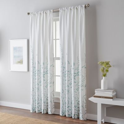 Buy Mint Curtain Panels From Bed Bath Amp Beyond