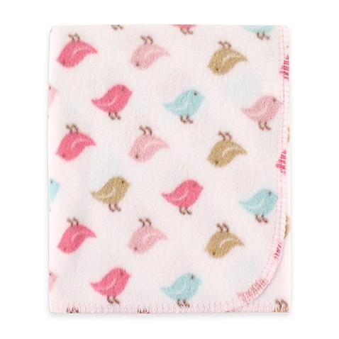 Printed Baby Fleece Blanket