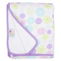 MiracleWare Colorful Bursts Muslin Serenity Blanket