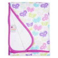 MiracleWare Butterflies Muslin Serenity Blanket