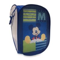 Disney® M is for Mickey Pop-Up Hamper