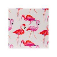 Glenna Jean Lilly & Flo Flamingo Print Canvas Wall Art