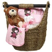Welcome Home Baby 9-Piece Gift Set in Pink