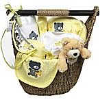 Welcome Home Baby Large Gift Set in Yellow