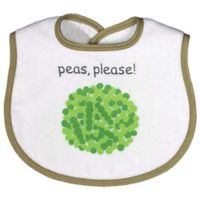 Bib-to-Go 3-Piece Gift Set in Peas